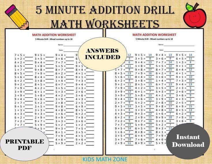 Math Worksheets 2nd Grade Money