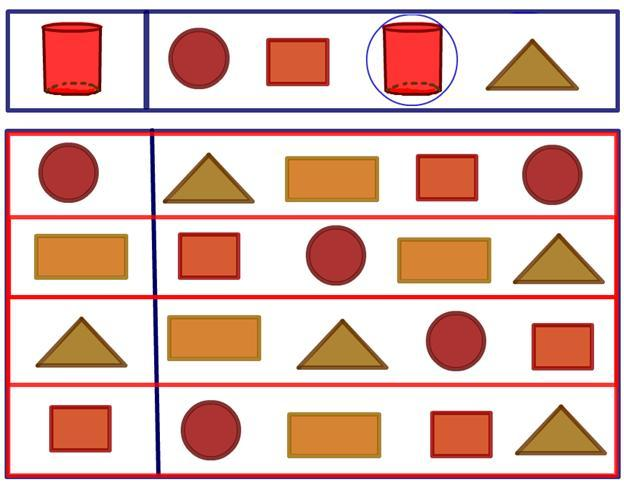 Math Worksheets Shapes First Grade