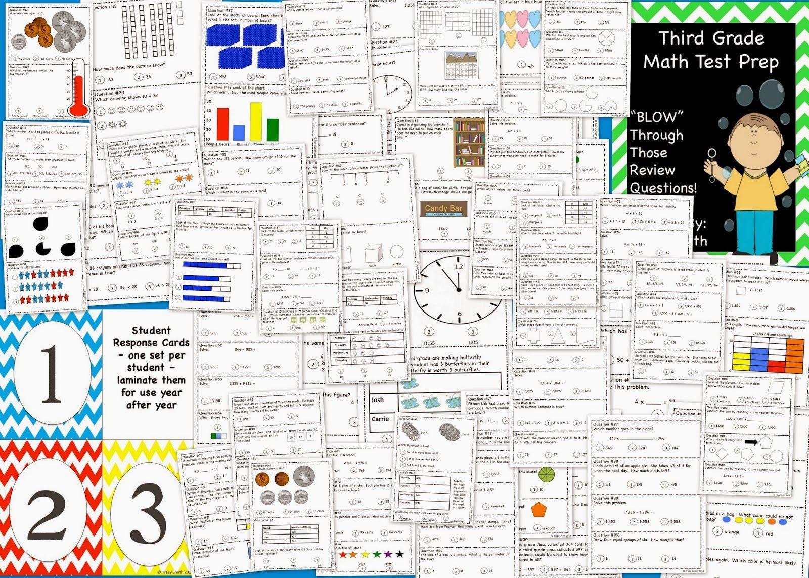 Printable Math Worksheets For Grade 3 Addition