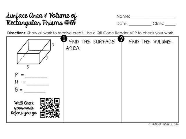 Math Volume Worksheets Grade 5