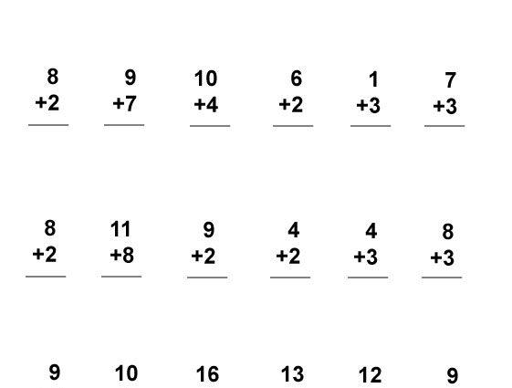 Math Worksheets Addition With Zero 4