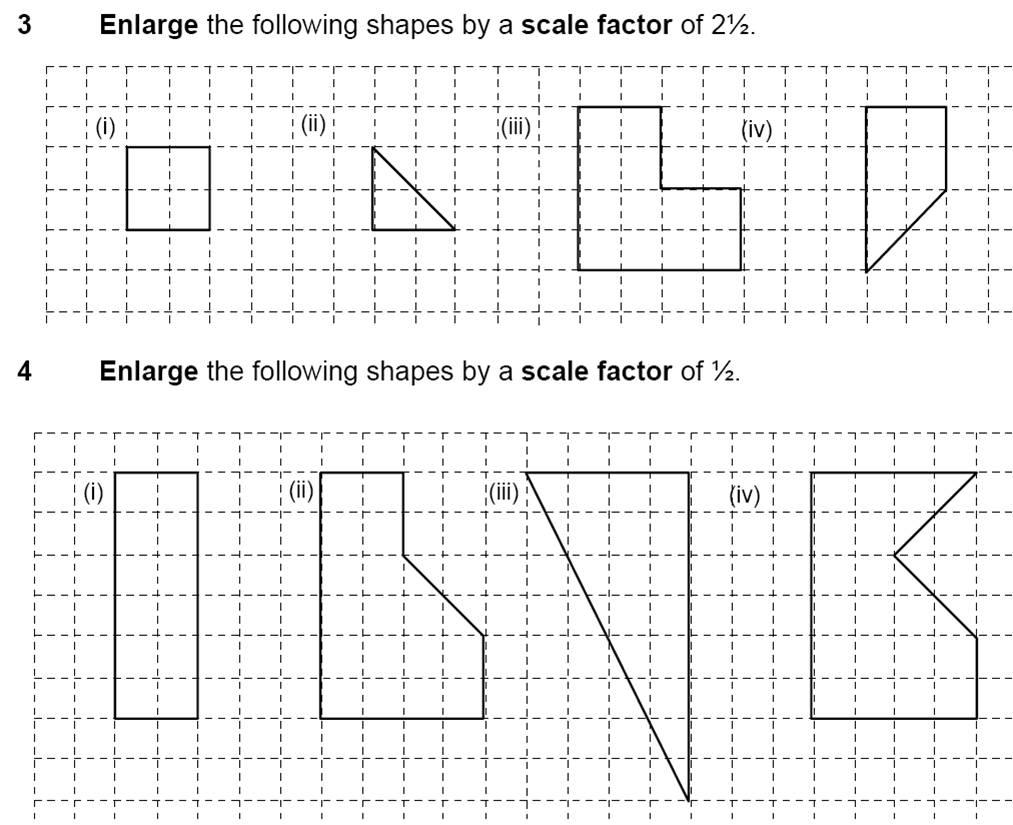 Math Worksheets Grade 7 Word Problems