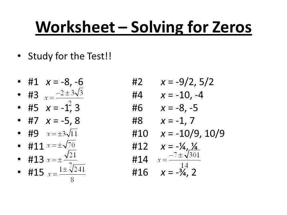 Math Worksheets Solving For X 3