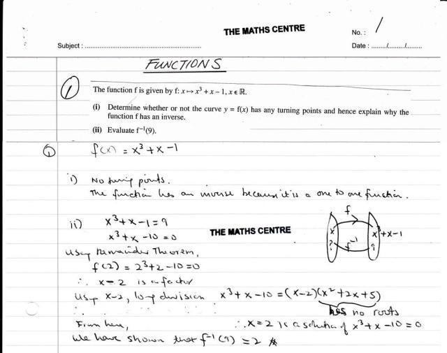 Algebra Worksheets Igcse 2