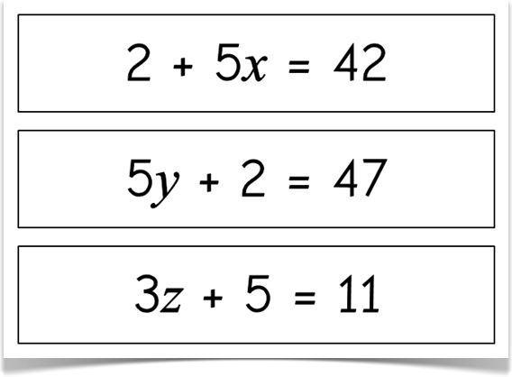 Algebra Worksheets Ks3