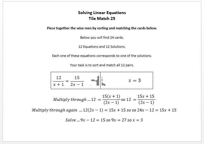 Algebra Worksheets Ks4 3