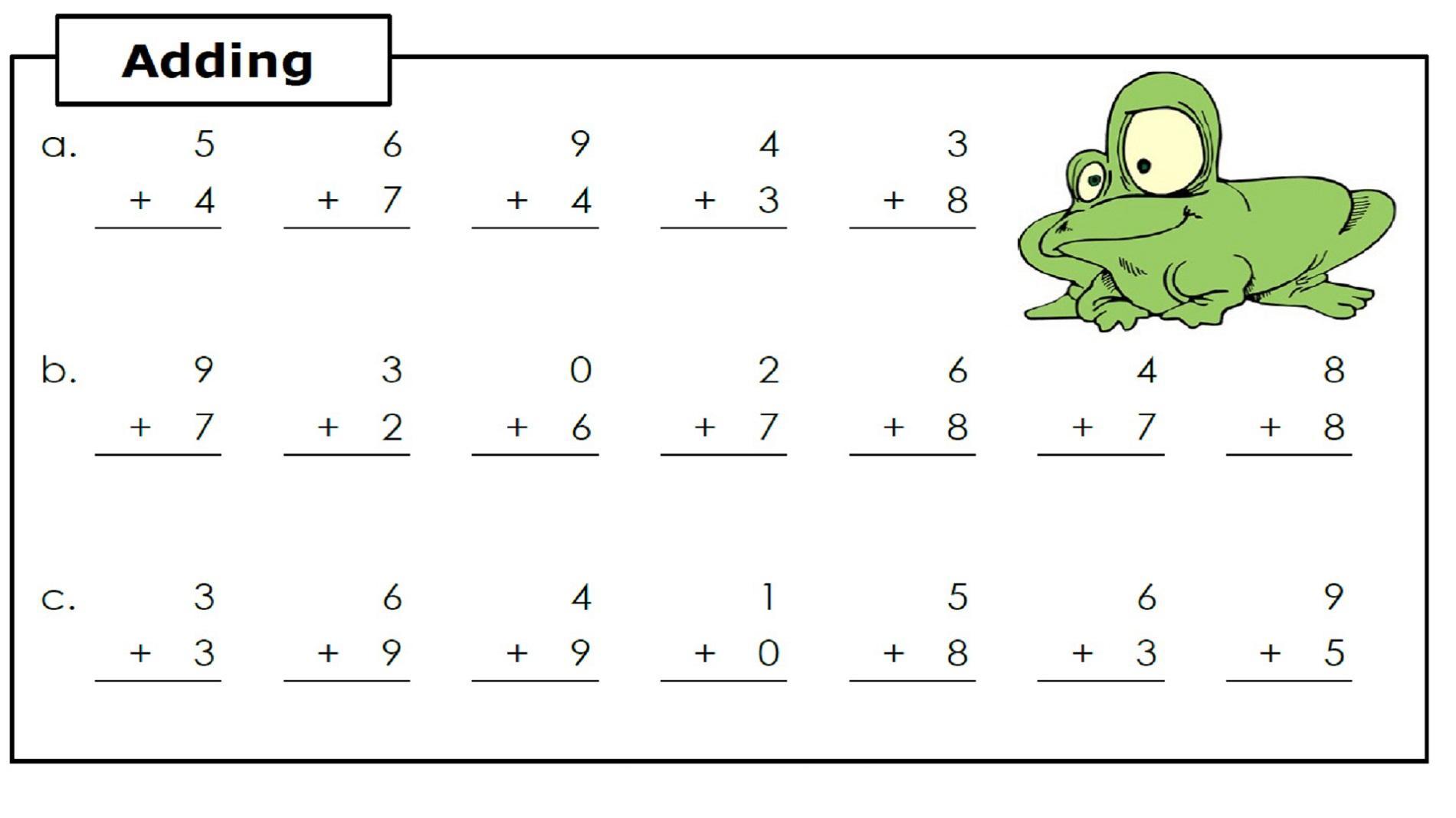 Algebra Worksheets Level 1 7