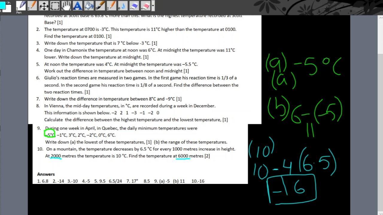 Algebra Worksheets Pdf Igcse