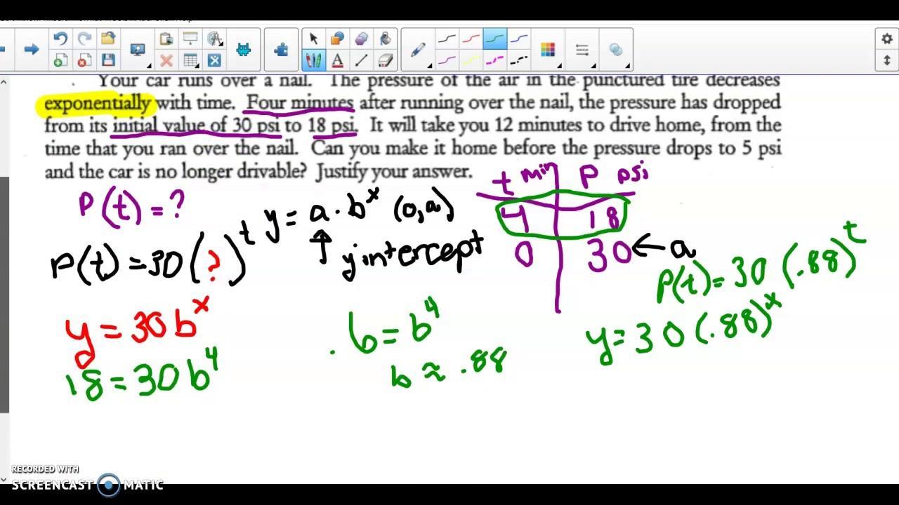 Honors Algebra 2 Functions Worksheets