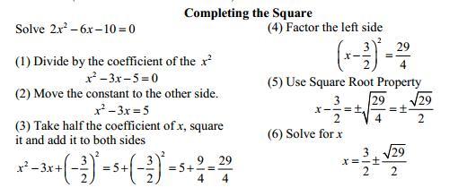 Junior Algebra Worksheets 1