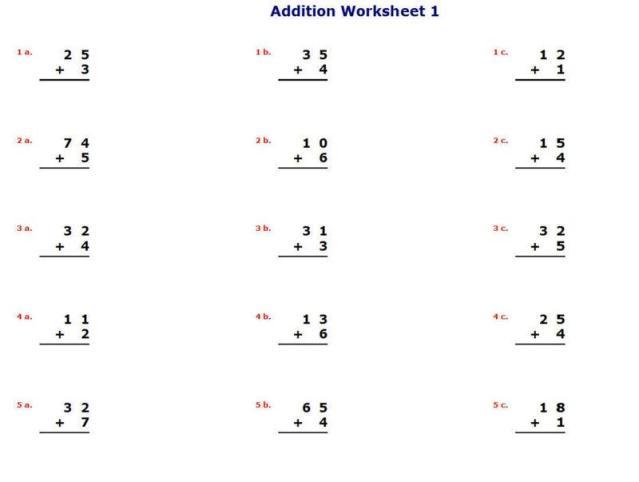 Algebra Worksheets Maths Is Fun