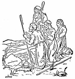 The Story Of Jesus, The Babe Of Bethlehem