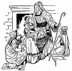 Jesus And The Story Of The Miracle Worker