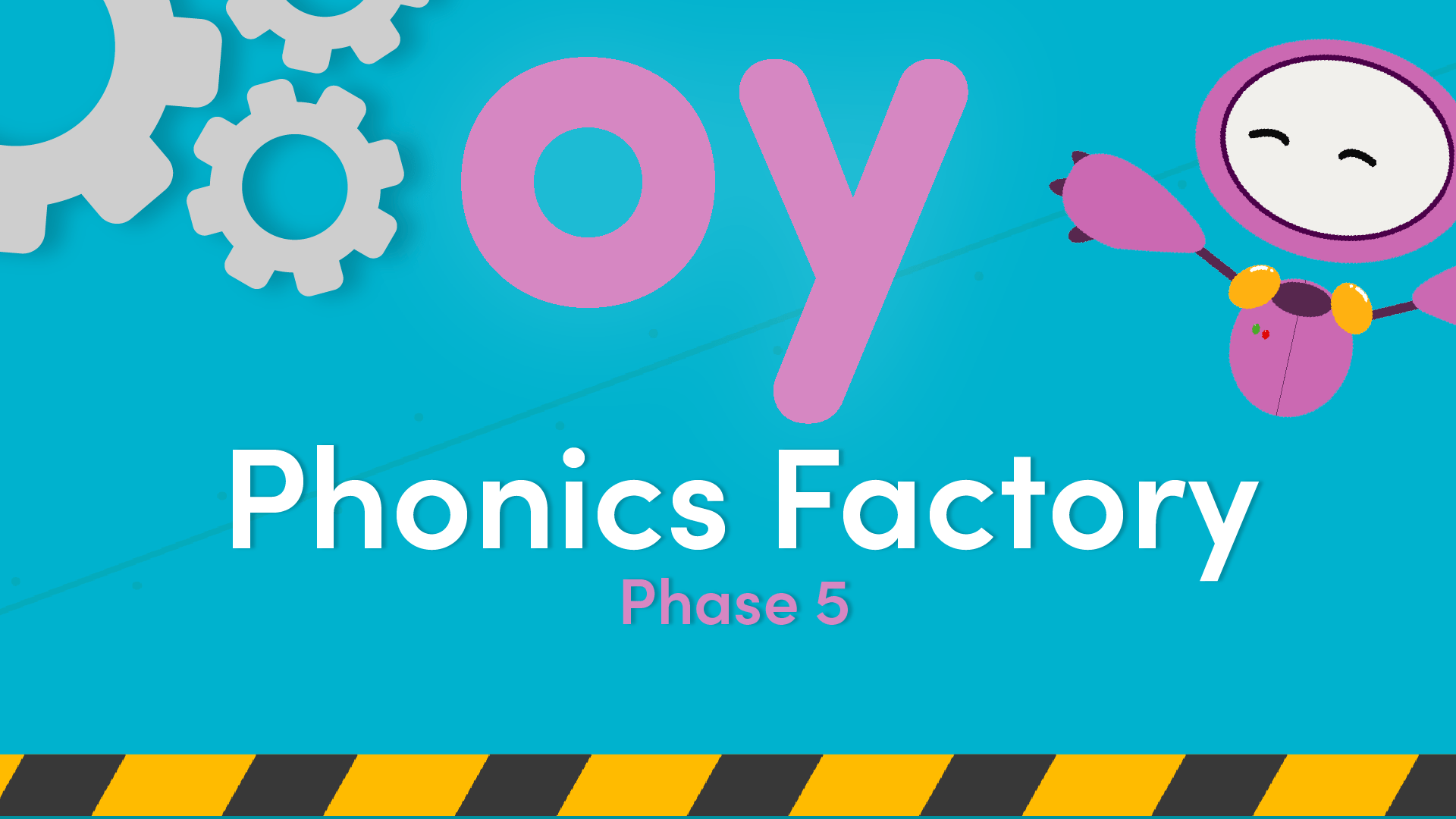 Phonics Phase 5 Oy Sound Video In The Phonics Factory
