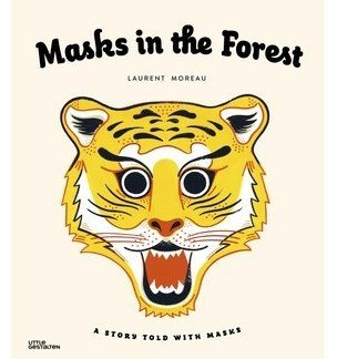 masks in the forest | 9783899557633