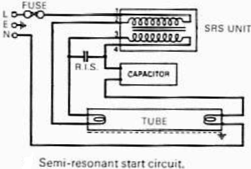 Advance Dimming Ballast Wiring Diagram Fluorescent Lamp Facts For Kids