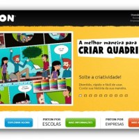 Pixton - Cria as tuas bandas desenhadas online!