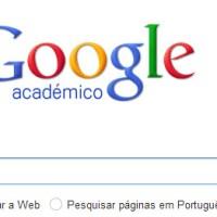 Google Académico - Procura documentos confiáveis