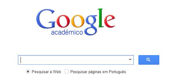 Resultado de imagem para google académico