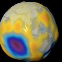 ESA descobriu segundo campo magnético em torno da Terra