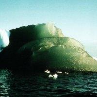 Explicação para o mistério dos icebergs verdes da Antártida