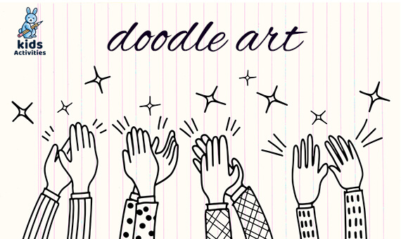 Drawing Simple Doodle Art