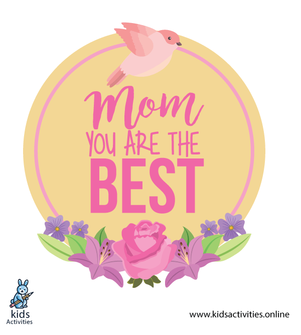 Sweet Mother`s Day Card Printable - Quotes For Mom