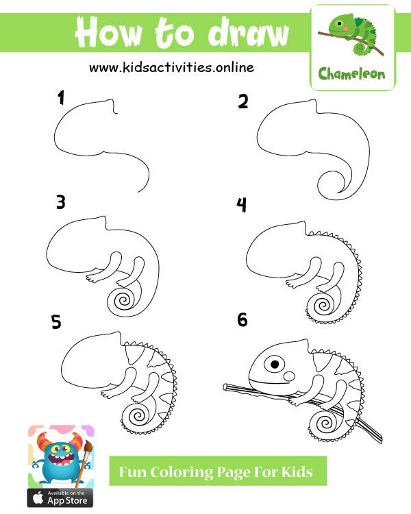 How to draw animals cartoon