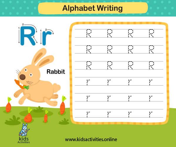 Kindergarten worksheets handwriting