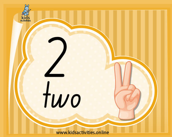 Counting Number Flashcards