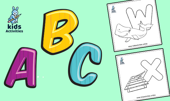 ABC For Coloring