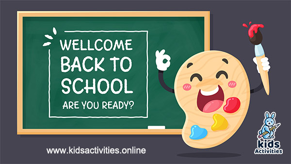 Welcome back to school image HD