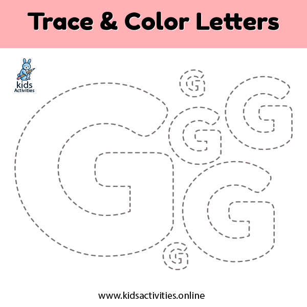 Trace-color-letter-g