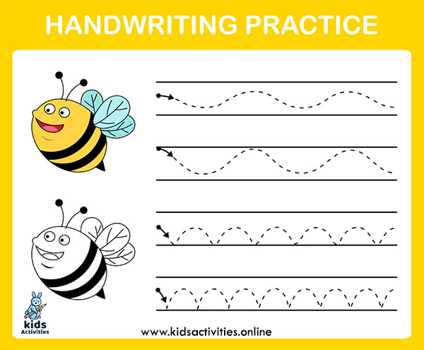pre writing activities for preschoolers