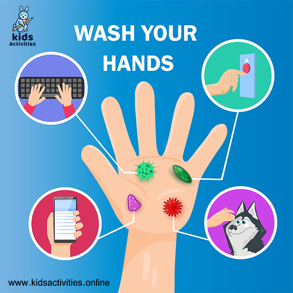 hand hygiene poster - wash your hands posters free
