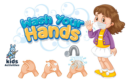 wash your hands posters free