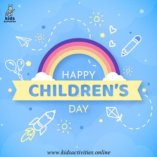 Childrens day background images