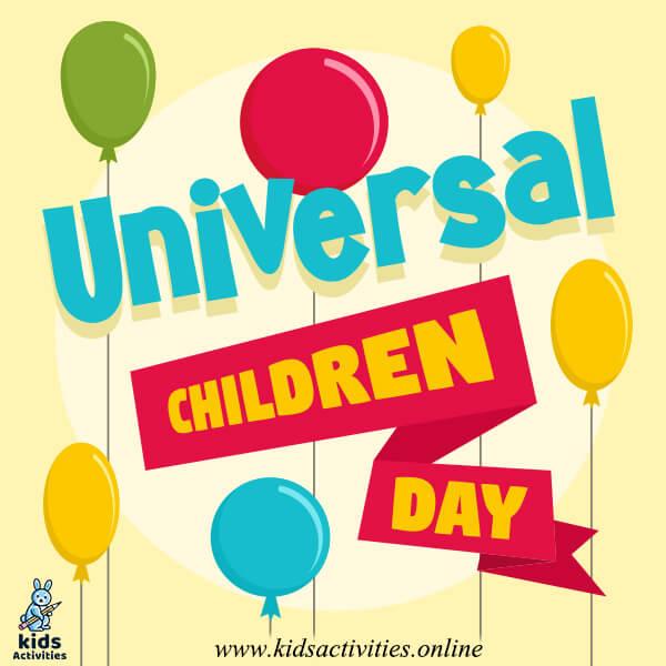 Universal childern day