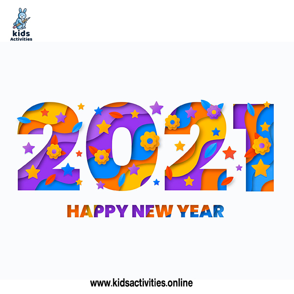 Free New year 2021 Ecards, Greeting Cards
