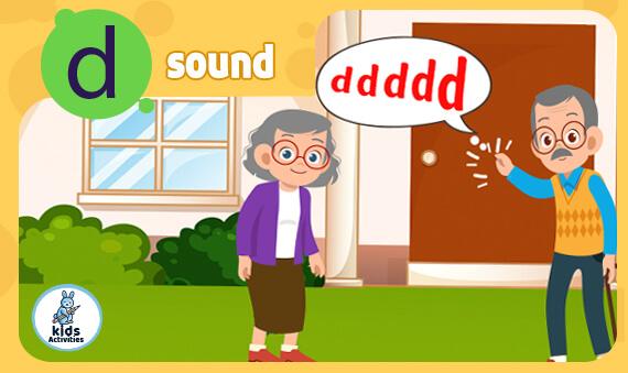 d sound story