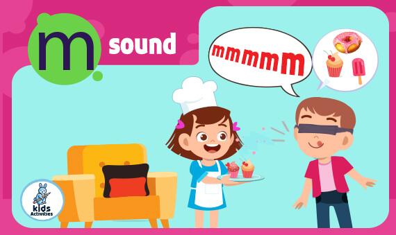 phonics m sound