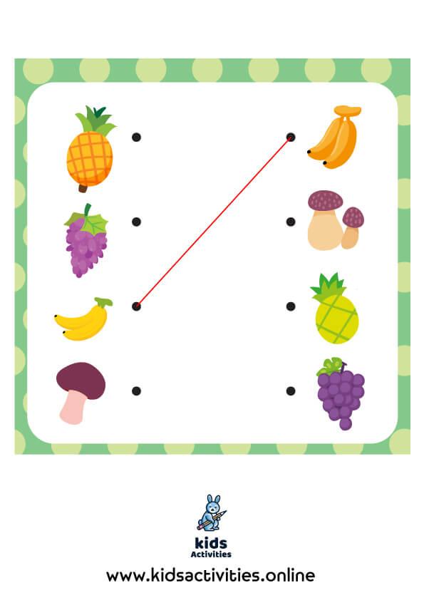 free preschool worksheets age 3-4