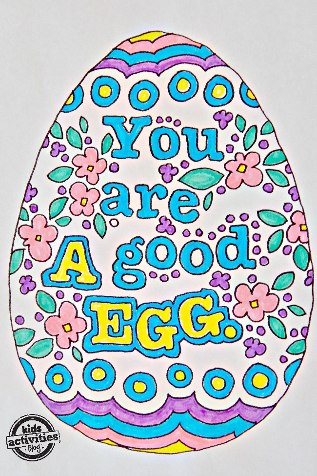 85 Cutest Free Easter Coloring Pages For Kids Kids Activities Blog