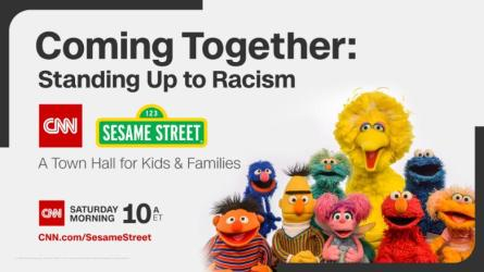 Sesame Street Will Be Teaching Kids About Racism In A Town Hall Meeting This Saturday