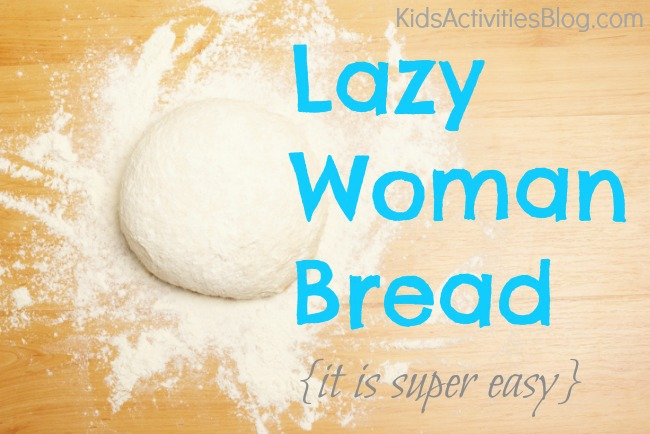 easy bread recipe