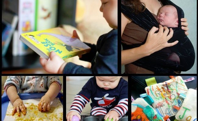 12 Amazing Activities For A 1 Year Old