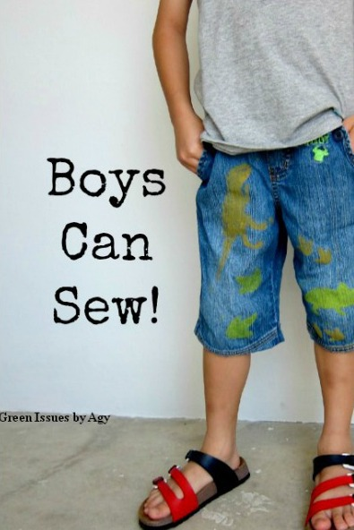 Easy Sewing Project Refashion Clothes Upcycling Ideas