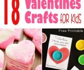 free valentine crafts for kids