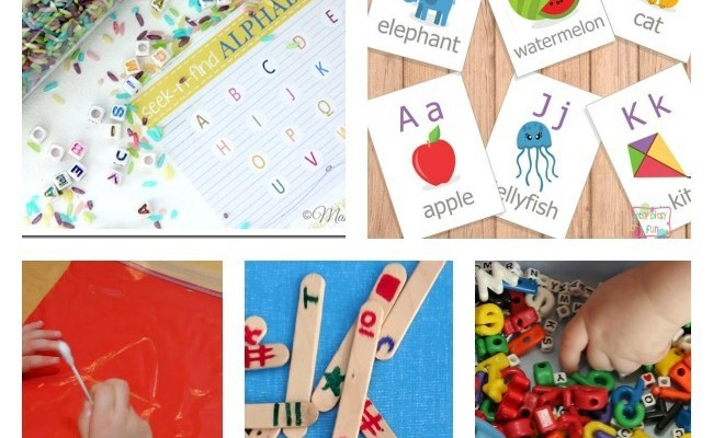 35 Letters And Sounds Learning Games