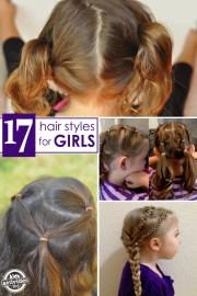 terrific hair styles little